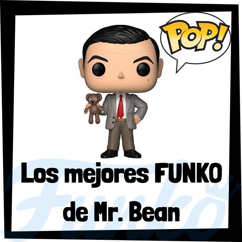 Los mejores FUNKO POP de Mr. Bean