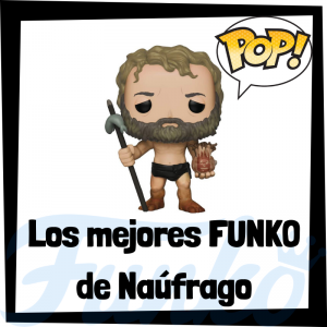 Los mejores FUNKO POP de Naúfrago - FUNKO POP de películas
