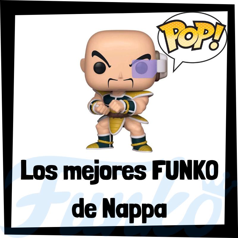 Los mejores FUNKO POP de Nappa