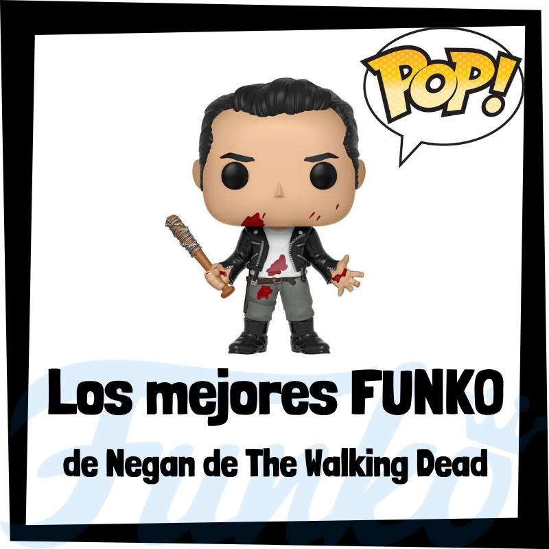 Los mejores FUNKO POP de Negan de The Walking Dead