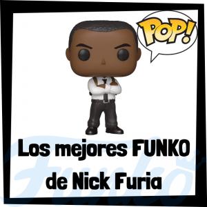 Los mejores FUNKO POP de Nick Furia - Nick Fury - Funko POP de los Vengadores - Funko POP de personajes de Marvel
