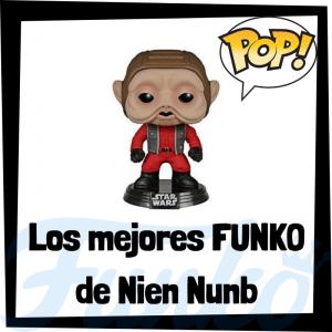 Los mejores FUNKO POP de Nien Nunb - Los mejores FUNKO POP de Star Wars - Los mejores FUNKO POP de las Guerra de las Galaxias