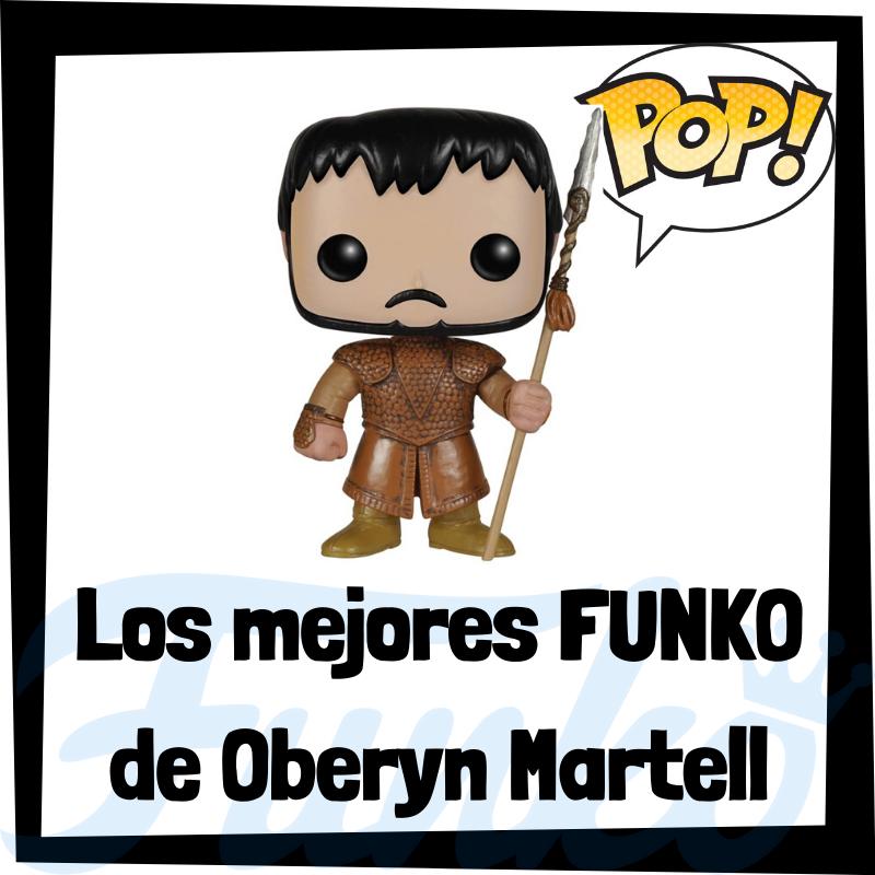 Los mejores FUNKO POP de Oberyn Martell de Juego de Tronos