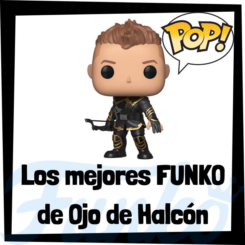 Los mejores FUNKO POP de Ojo de Halcón