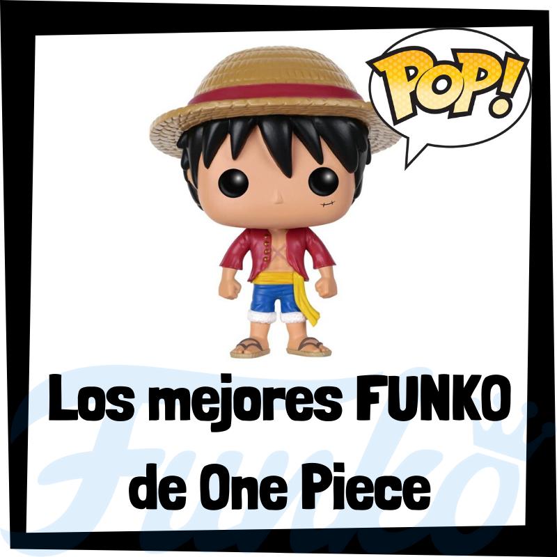 Los mejores FUNKO POP de One Piece