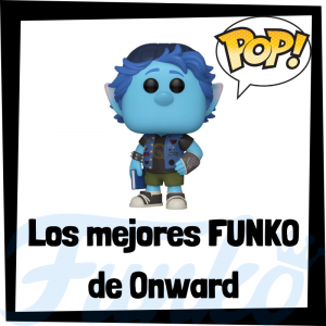 Los mejores FUNKO POP de Onward - Funko POP de películas de Disney Pixar - Funko de películas de animación