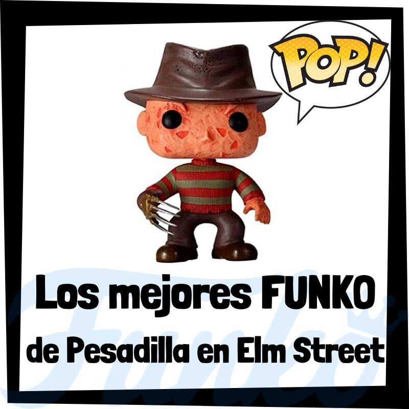 Los mejores FUNKO POP de Pesadilla en Elm Street
