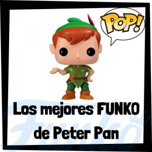 Los mejores FUNKO POP de Peter Pan - Funko POP de películas de Disney - Funko de películas de animación