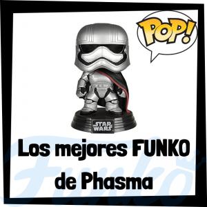 Los mejores FUNKO POP de Phasma - Los mejores FUNKO POP de Star Wars - Los mejores FUNKO POP de las Guerra de las Galaxias