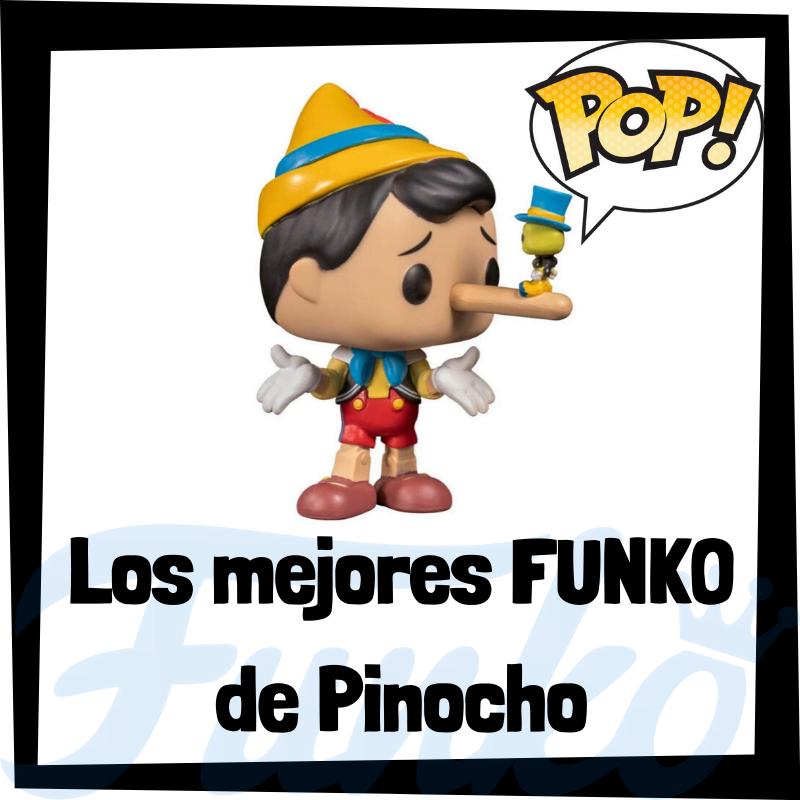 Los mejores FUNKO POP de Pinocho