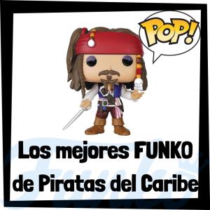 Los mejores FUNKO POP de Piratas del Caribe