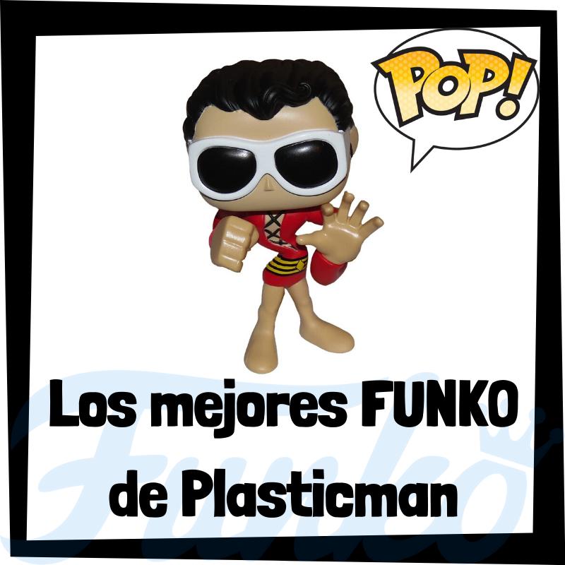 Los mejores FUNKO POP de Plastic Man