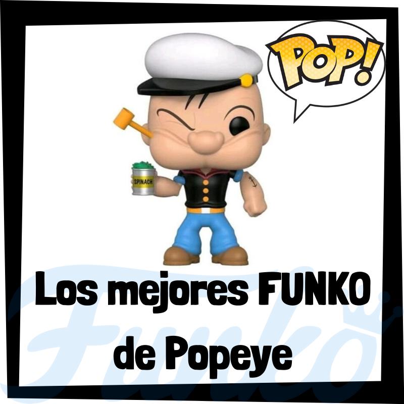 Los mejores FUNKO POP de Popeye