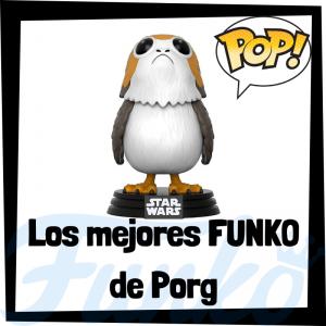 Los mejores FUNKO POP de Porg - Los mejores FUNKO POP de Star Wars - Los mejores FUNKO POP de las Guerra de las Galaxias