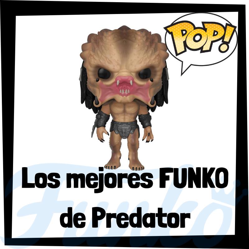 Los mejores FUNKO POP de Predator