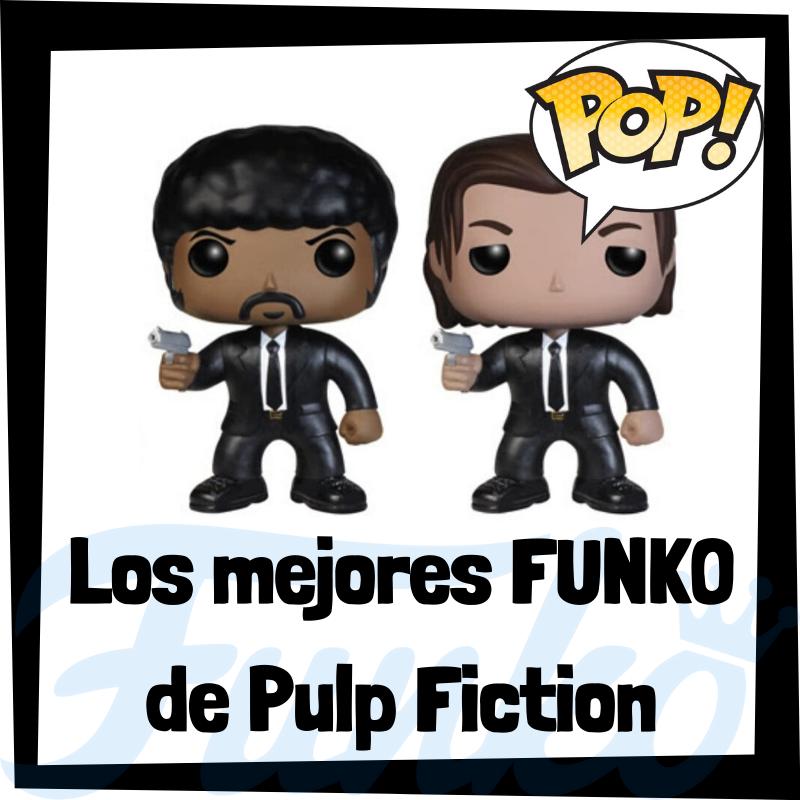 Los mejores FUNKO POP de Pulp Fiction
