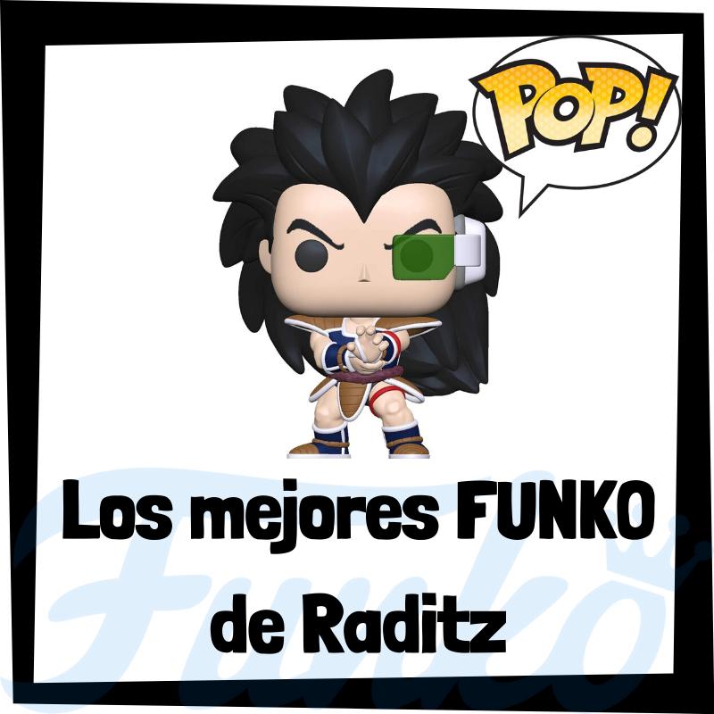 Los mejores FUNKO POP de Raditz