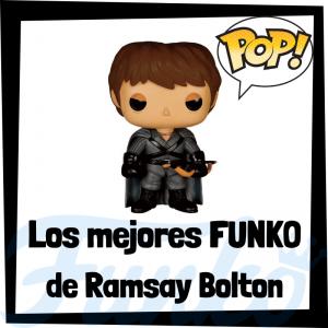 Los mejores FUNKO POP de Ramsay Bolton de Juego de Tronos - Los mejores FUNKO POP del personaje de Ramsay Bolton en Game of Thrones - Funko POP de series de televisión
