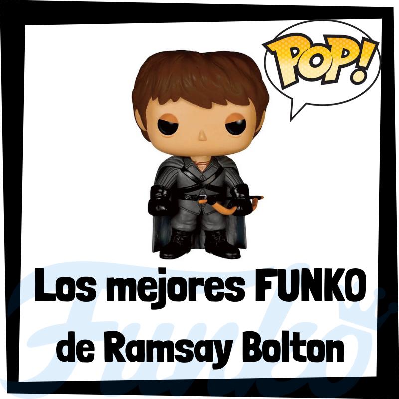 Los mejores FUNKO POP de Ramsay Bolton de Juego de Tronos