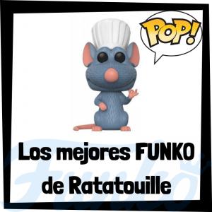 Los mejores FUNKO POP de Ratatouille - Funko POP de películas de Disney Pixar - Funko de películas de animación