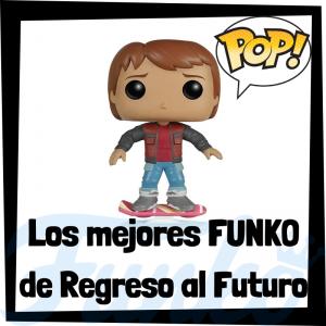 Los mejores FUNKO POP de Regreso al futuro - Funko POP de películas