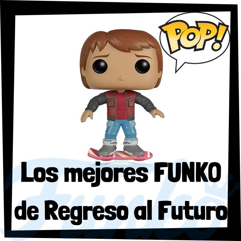 Los mejores FUNKO POP de Regreso al Futuro