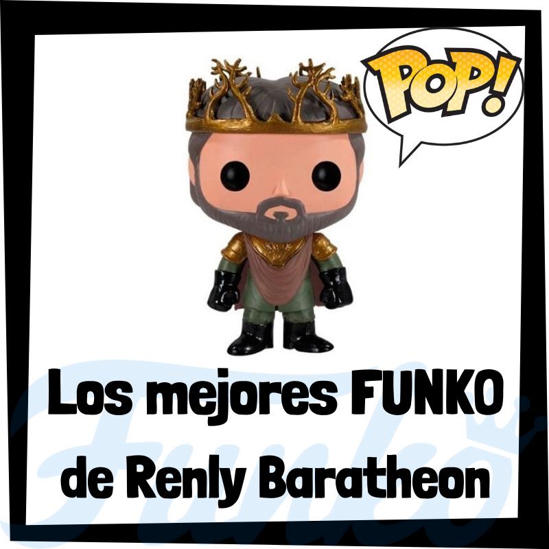 Los mejores FUNKO POP de Renly Baratheon de Juego de Tronos