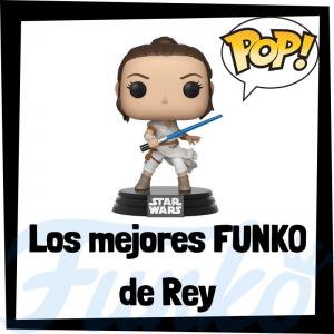 Los mejores FUNKO POP de Rey Skywalker - Los mejores FUNKO POP de Star Wars - Los mejores FUNKO POP de las Guerra de las Galaxias