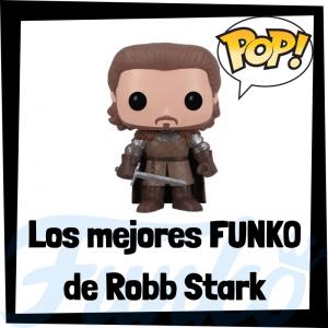 Los mejores FUNKO POP de Robb Stark de Juego de Tronos - Los mejores FUNKO POP del personaje de Robb Stark en Game of Thrones - Funko POP de series de televisión