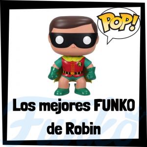 Los mejores FUNKO POP de Robin