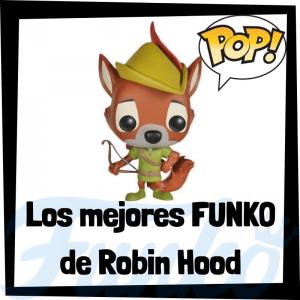 Los mejores FUNKO POP de Robin Hood