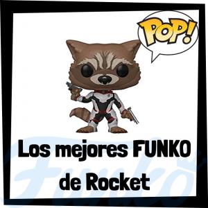 Los mejores FUNKO POP de Rocket - Funko POP de guardianes de la galaxia - Funko POP de personajes de los Vengadores - Funko POP de Marvel