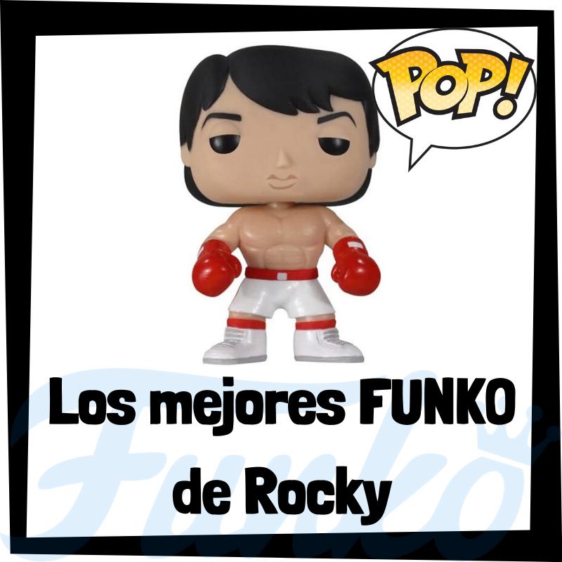 Los mejores FUNKO POP de Rocky
