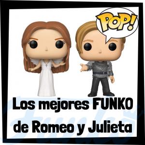 Los mejores FUNKO POP de Romeo y Julieta - FUNKO POP de películas