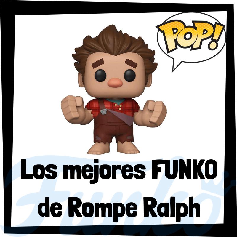 Los mejores FUNKO POP de Rompe Ralph