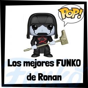 Los mejores FUNKO POP de Ronan - Funko POP de guardianes de la galaxia - Funko POP de personajes de los Vengadores - Funko POP de Marvel