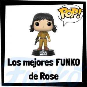 Los mejores FUNKO POP de Rose - Los mejores FUNKO POP de Star Wars - Los mejores FUNKO POP de las Guerra de las Galaxias