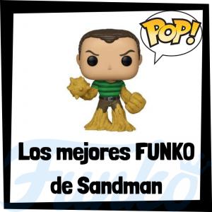 Los mejores FUNKO POP de Sandman - Funko POP del Spiderverse de Sony - Funko POP de villanos de Spiderman