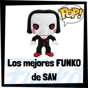 Los mejores FUNKO POP de Saw - FUNKO POP de películas de terror