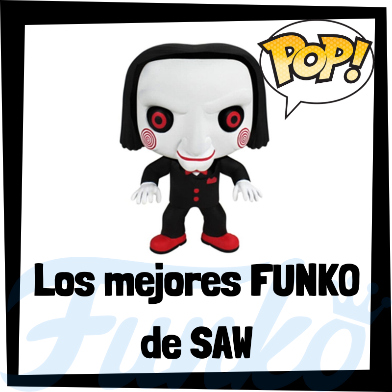 Los mejores FUNKO POP de SAW