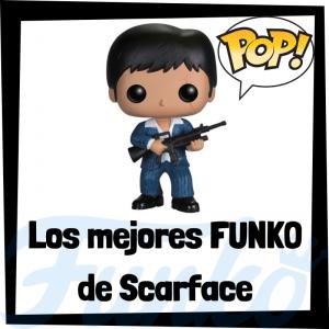 Los mejores FUNKO POP de Scarface - FUNKO POP de películas