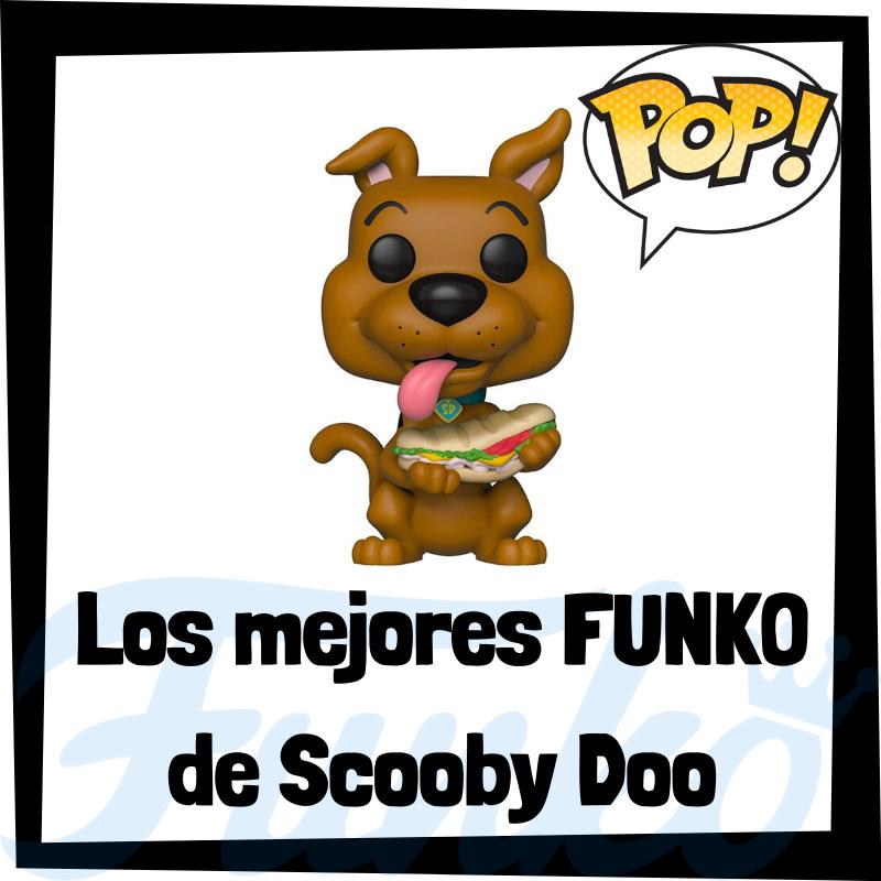 Los mejores FUNKO POP de Scooby Doo