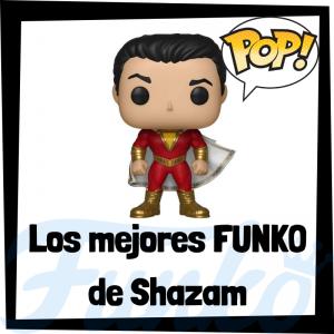 Los mejores FUNKO POP de Shazam