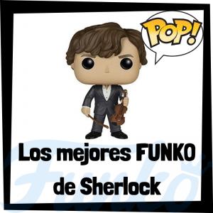 Los mejores FUNKO POP de Sherlock - Los mejores FUNKO POP de personajes de Sherlock - Funko POP de series de televisión