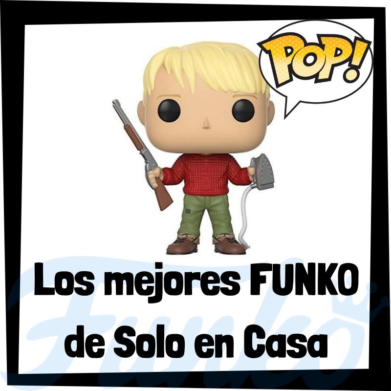 Los mejores FUNKO POP de Solo en Casa