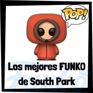 Los mejores FUNKO POP de South Park - Funko POP de series de televisión de dibujos animados