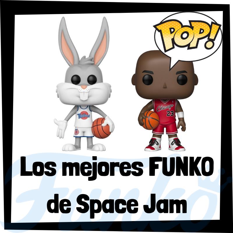 Los mejores FUNKO POP de Space Jam