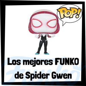 Los mejores FUNKO POP de Spider Gwen