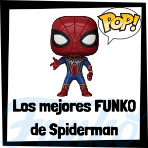 Los mejores FUNKO POP de Spiderman