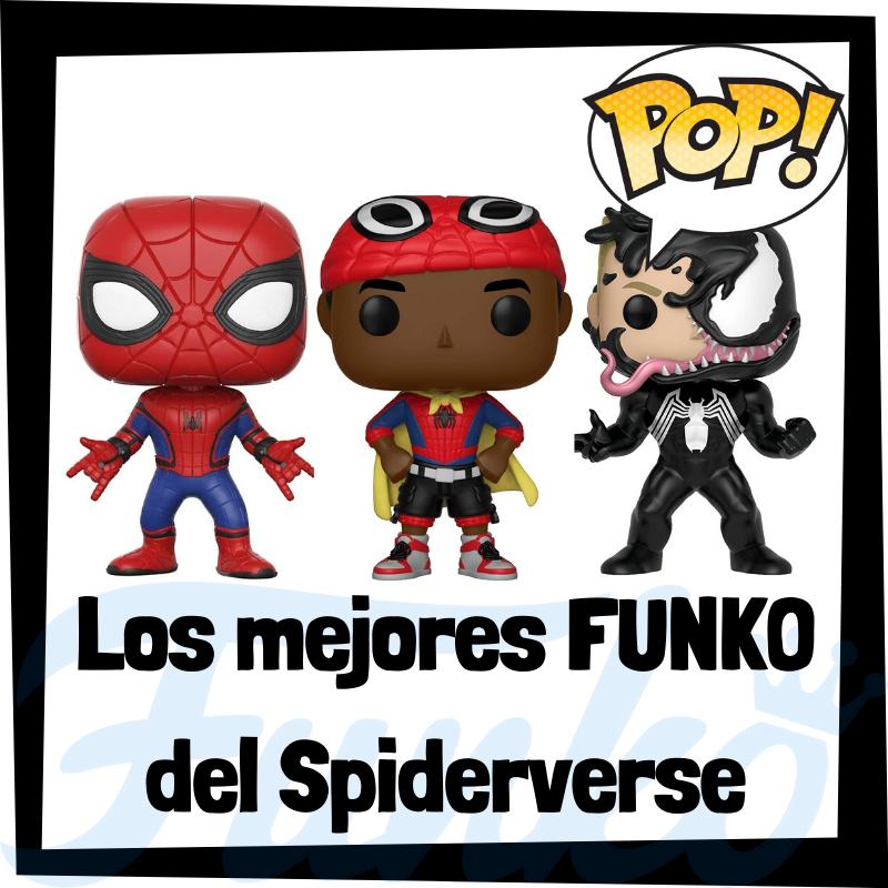 Los mejores FUNKO POP del Spiderverse